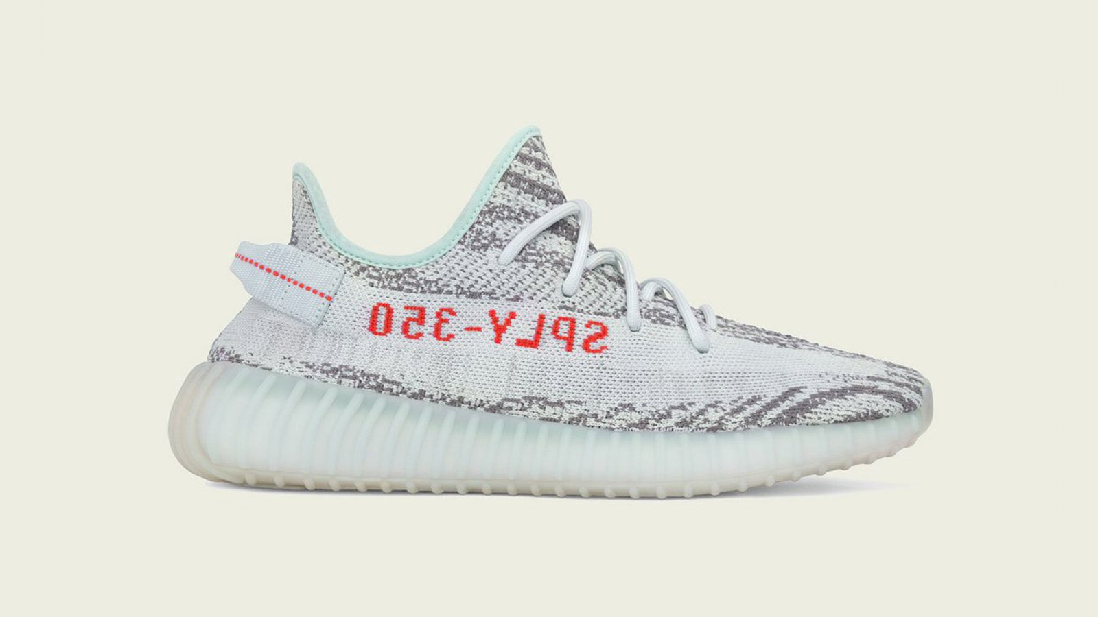 8010637b9fcbd adidas Yeezy Boost 350 V2  Blue Tint  Blue Tint Grey Three Hi-Res Red  220