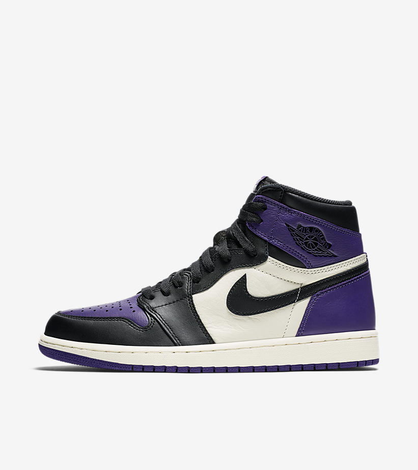 decac536ddd9fe Air Jordan 1 Retro High OG  Court Purple  Court Purple  160